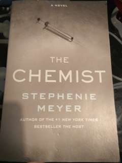 Popular fiction: The chemist