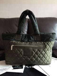 Chanel Cocoon Bag Large