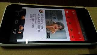 ZTE手機,二手手機,中古手機,手機空機~ZTE手機(只能WIFI上網,型號N818)