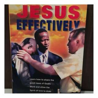 Sharing Jesus Effectively by Jerry Savelle Christian Book