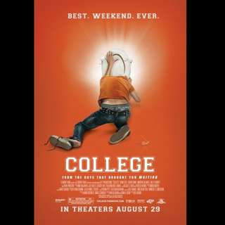 [Rent-A-Movie] COLLEGE (2008)