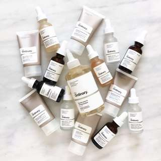 PRE-ORDER The Ordinary