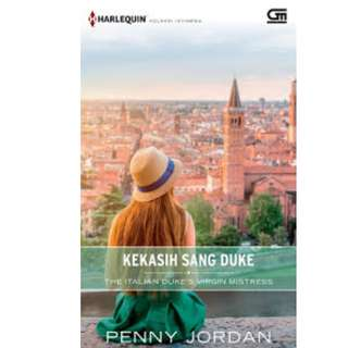 Ebook Kekasih Sang Duke (The Italian Duke's Virgin Mistress) - Penny Jordan