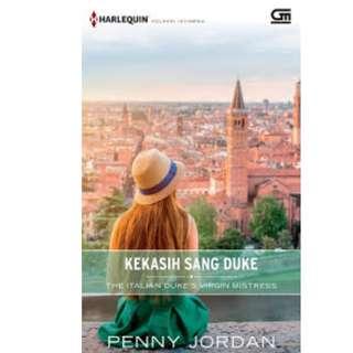 Ebook Kekasih Sang Duke (The Italian Duke's Virgin Mistress) - Penny Jordan