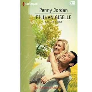 Ebook Pilihan Giselle (Giselle's Choice) - Penny Jordan