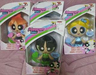 Powerpuff girls (1 per box for only 400)