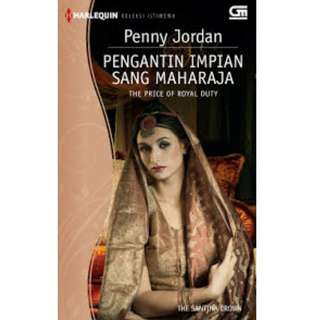 Ebook Pengantin Impian Sang Maharaja (The Price of Royal Duty) - Penny Jordan