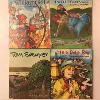 Ginn Children Story Books