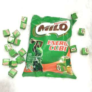 SALE! Imported Milo Energy Cubes (100s pack)