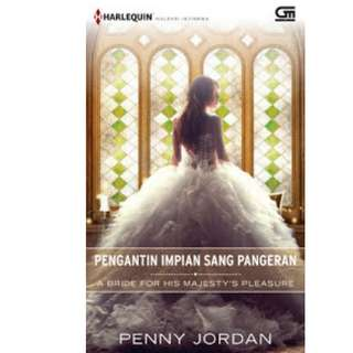 Ebook Pengantin Impian Sang Pangeran (A Bride For His Majesty's Pleasure) - Penny Jordan
