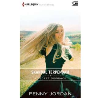 Ebook Skandal Terpendam (A Secret Disgrace) - Penny Jordan