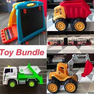 Toy Bundle - 3yo+