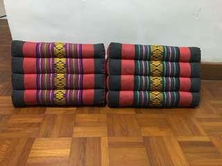 Triangular Cushions from Chiang Mai