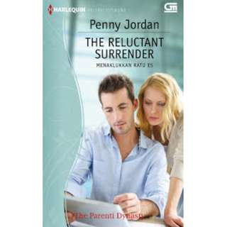 Ebook Menaklukkan Ratu Es (The Reluctant Surrender) - Penny Jordan