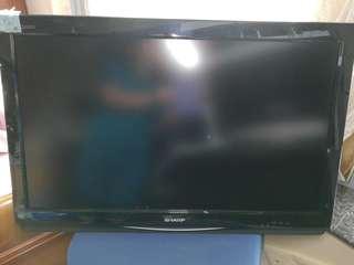 🔥SHARP(28时) 掛牆電視機🔥
