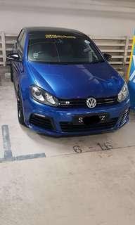Volkswagen Golf R 2.0 Auto DSG 5dr