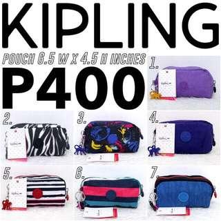 KIPLING POUCH💕🐒