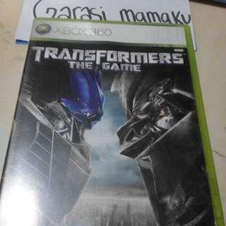 kaset xbox 360 transformer