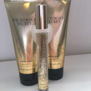 Victoria's Secret Moisturiser & Perfume Set