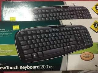 Logitech Keyboard New