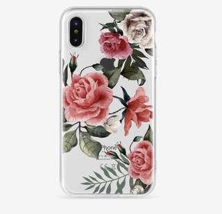 Floral Soft Case