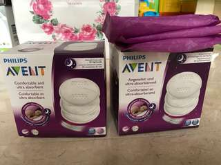 Avent Breast Pads (one box)