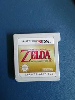 ZELDA OOT 3DS