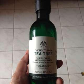 TBS Tea Tree Facial Toner