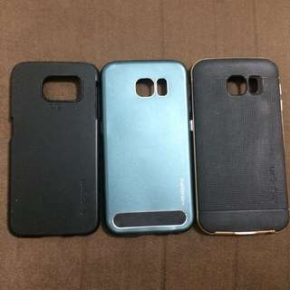 SAMSUNG FLAT S6 CASE