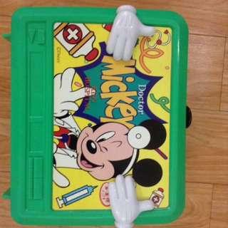 Doctor Mickey bag