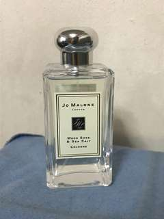 Jo Malone (Authentic) w/o Box - Wood Sage & Sea Salt (100ml)