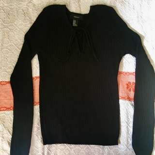 Pre loved F21 top (worn ONCE only)
