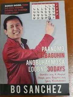 Paano Mo Babaguhin ang Buhay Mo