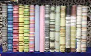 High quality wallpapers self adhesive tape