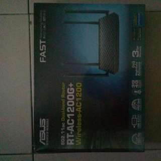 RT-AC 1200G+ wireless router