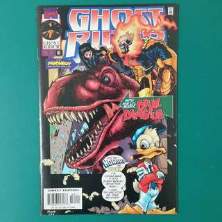 Ghost Rider No.82 comic