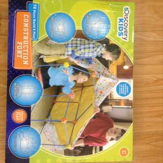 Discovery Kids - Construction Fort