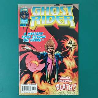 Ghost Rider No. 83 comic
