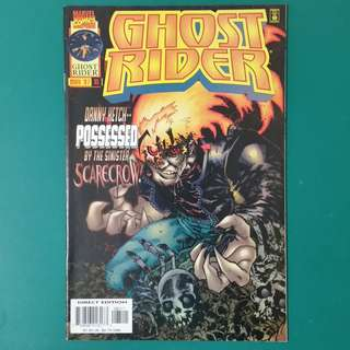 Ghost Rider No.85 comic