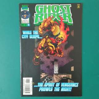 Ghost Rider No. 86 comic