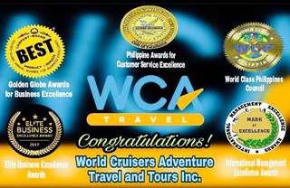WCA Airfare