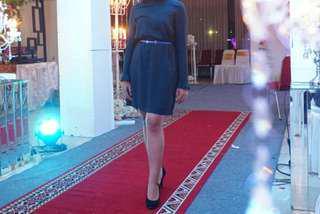 HnM dress long sleeve