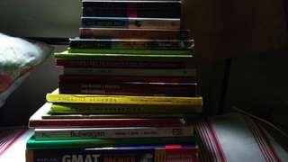Used books. Educational/ reviewer