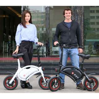 DYU Deluxe E-Scooter (36V 10.4Ah)