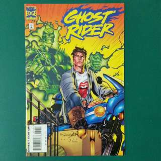 Ghost Rider No.70 comic