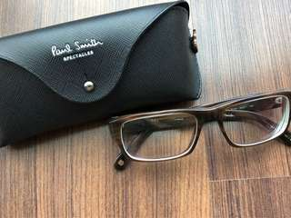 Paul Smith Black Frame Glasses