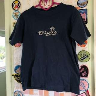 Deadstock billabong tshirt