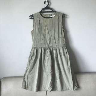 Light Green Dress from Korea