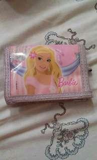Barbie wallet