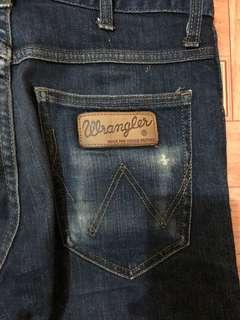 Jeans wrangler murah